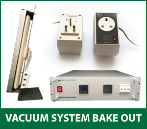 vacuum-system-bake-out